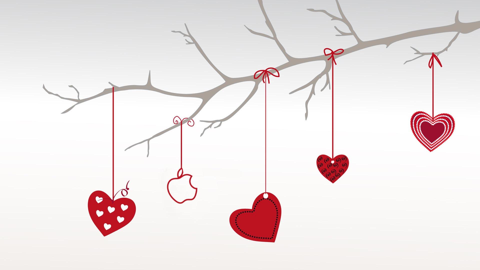 valentines day 1080p wallpaper