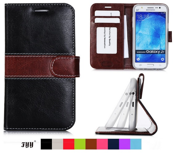best leather case for galaxy j7