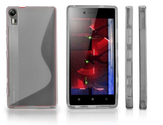 TPU Case For Lenovo Vibe Shot
